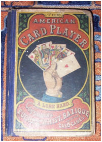 1866 The American Card Player - Euchre Whist