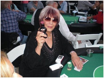 Barbara Enright - WSOP