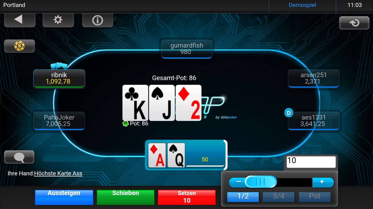 Top 5 Mobile Poker Apps 2019 - Mobil um Echtgeld pokern