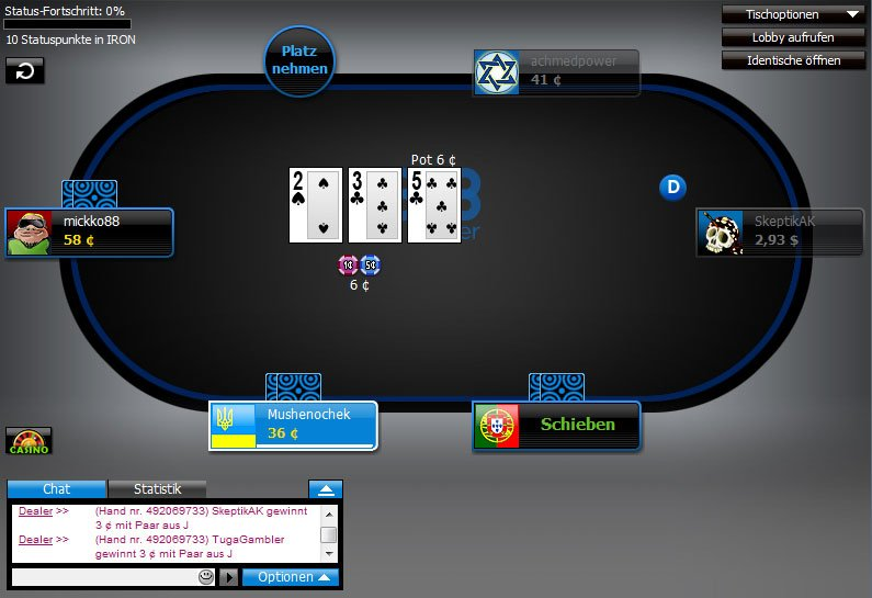 online poker deutsch