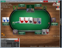 Bet365 End Hand