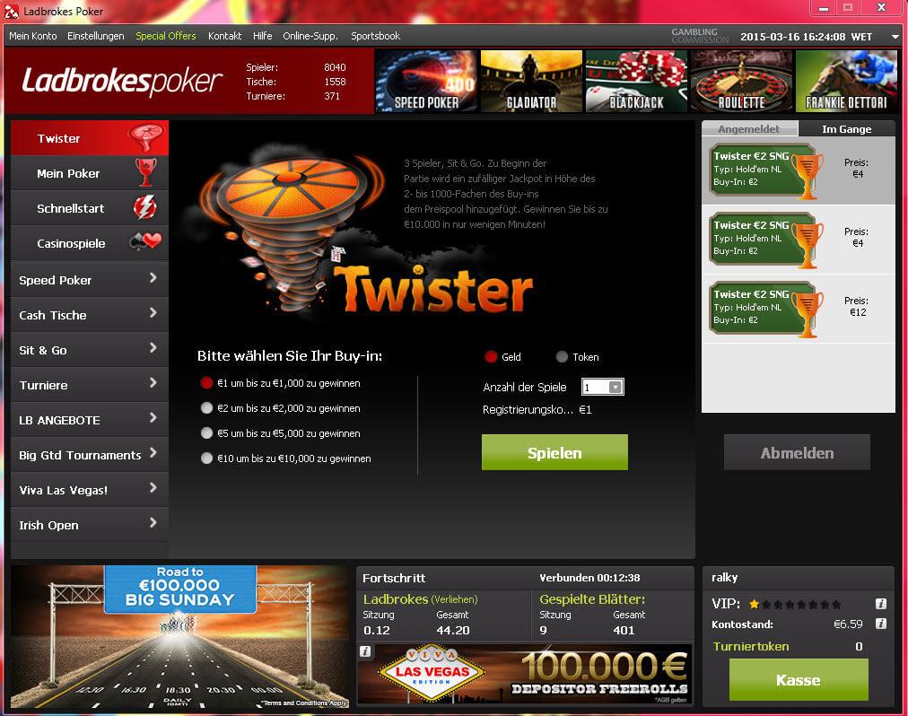 Poker Seiten